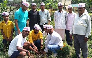 मानव जीवन के लिये संजीवनी हैं वृक्षः अरविन्द पटेल | #NayaSaberaNetwork