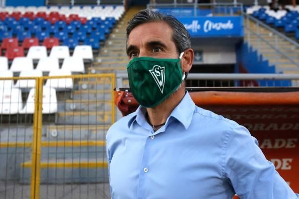 Oficial: Santiago Wanderers, rescinde el técnico Miguel Ramírez