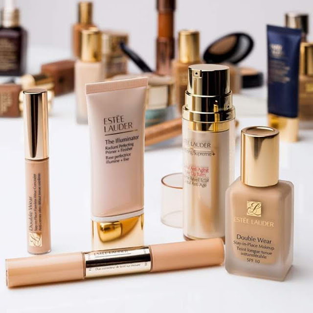Happy Birthday  com Estée Lauder