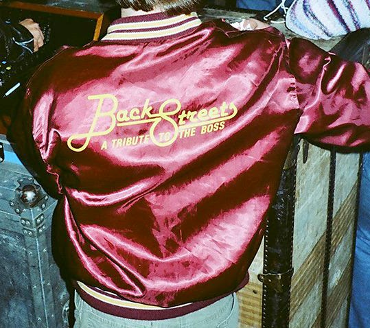 Backstreets jacket