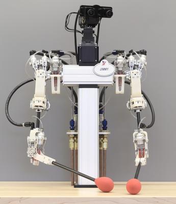 fluid motion robot