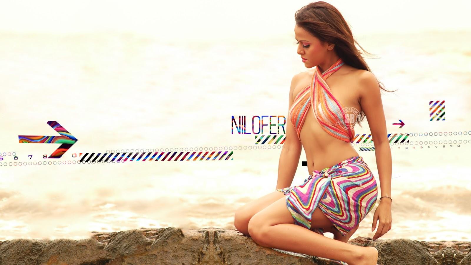Hot Photos Semi Nude Indian Actress-6982