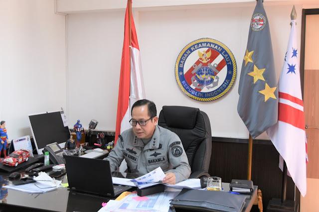 Saat Pandemik, Bakamla RI Temukan Pelanggaran Terjadi di Laut Indonesia
