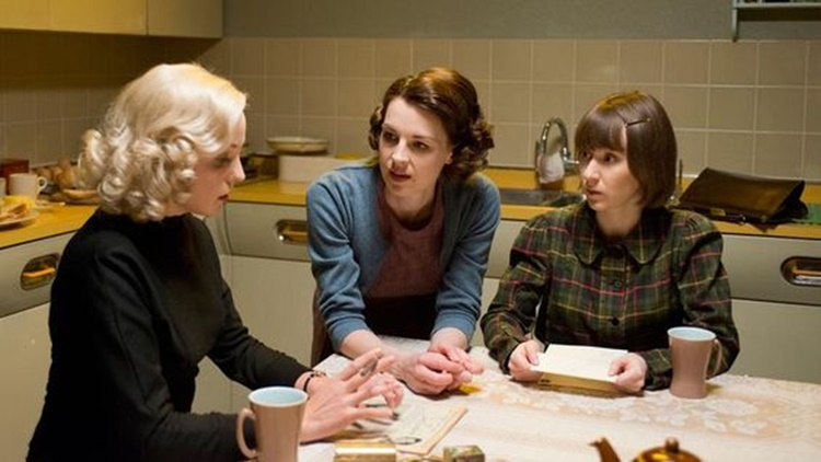 A Vintage Nerd, Vintage Blog, Call the Midwife, Period TV Shows, Retro Lifestyle Blog