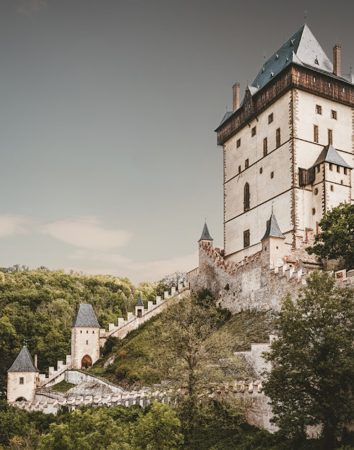 15 beautiful places in Czechia to visit