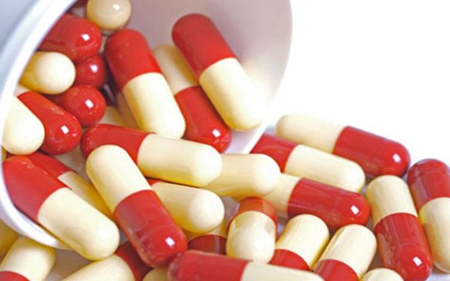 Overdosis Antibiotik