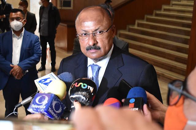 PRI no apoyará la desaparición de fideicomisos; se debe revisar cada uno en lo particular: René Juárez