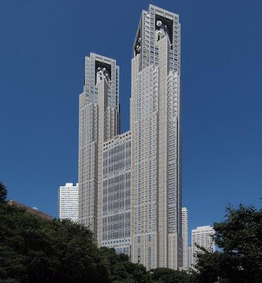 東京都庁  日本の建築を世界レベルに。建築家、世界の丹下健三【Architecture】