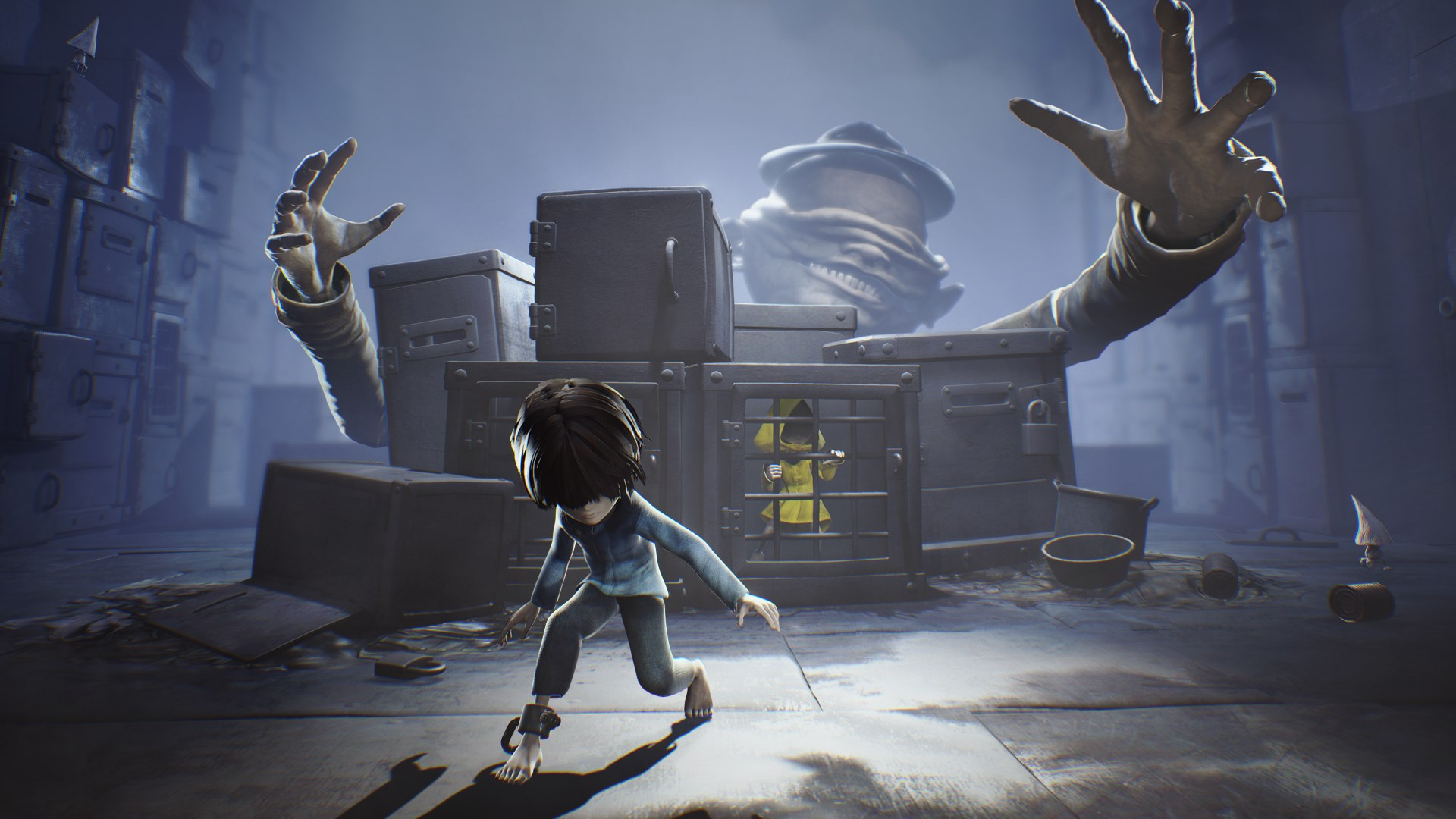 Little Nightmares. What kind of girl?