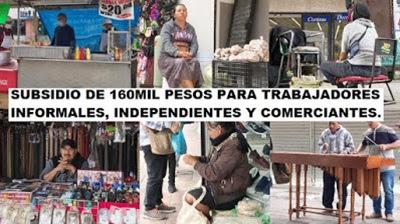 CONSULTAR INGRESO SOLIDARIO 160 MIL PESOS