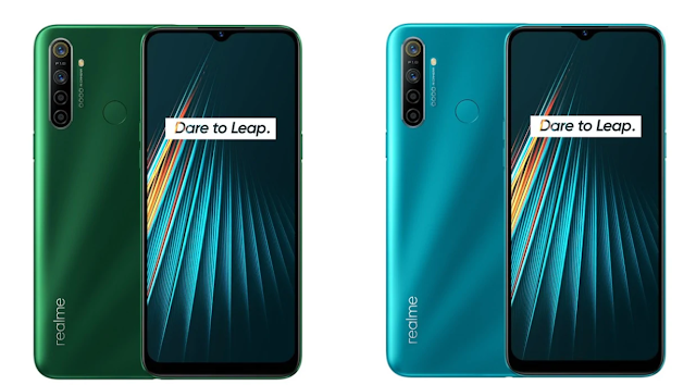 Realme 5i launch date in india and phone specifications and features and Price