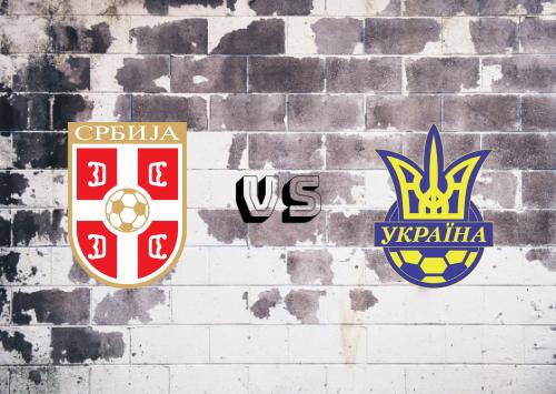 Serbia vs Ucrania  Resumen