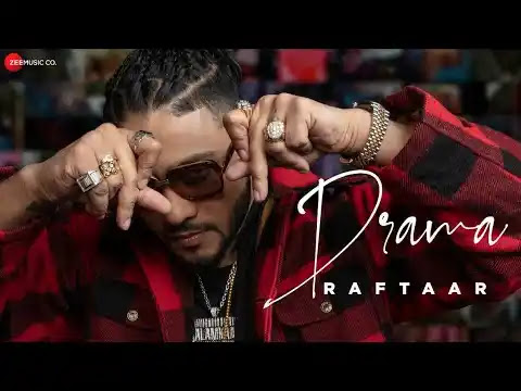Drama Full Song Lyrics | Raftaar | Mr Nair | Zee Music Company