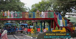 5 Objek Wisata Edukasi di Kalimantan Selatan
