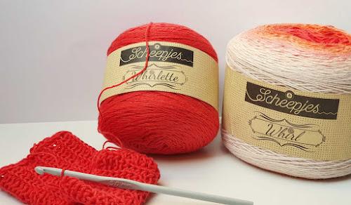 Make a Crochet Sample (a swatch)