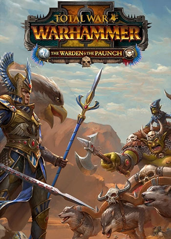 تحميل لعبة القتال Total War WARHAMMER II The Warden and the Paunch للكمبيوتر
