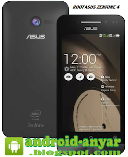 Tutorial Lengkap Cara Mudah Root Asus Zenfone 4 dan trik Update Software