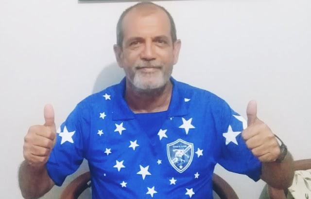 Jataiense anuncia gerente de futebol, Dirigente já foi campeão pelo clube