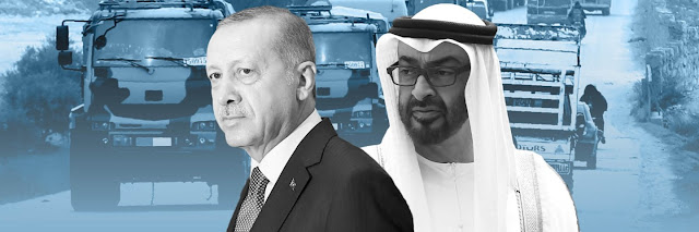 #UAE vs #Turkey: the regional rivalries pitting MBZ against Erdogan | Financial Times