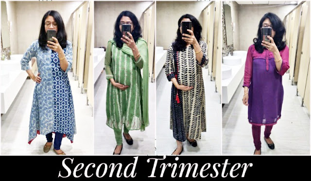 Ethnic Wear During Pregnancy