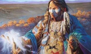 Chamán Sioux