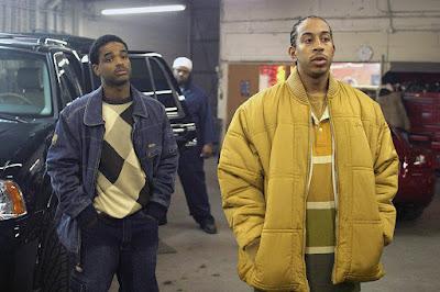 Crash 2004 movie Ludacris Larenz Tate