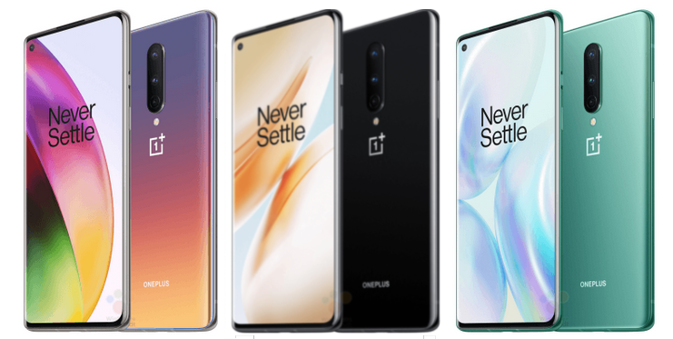 OnePlus 8 Smartphone Flash Sale on May 29th!
