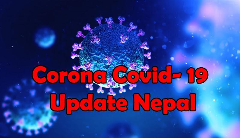 Corona Update Nepal