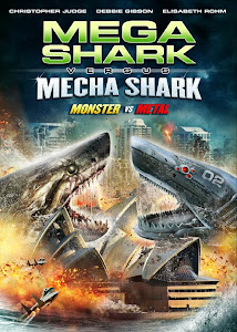 Capa do Filme Mega Shark vs. Mecha Shark