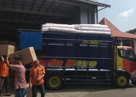 Sewa Truk Jakarta Sragen