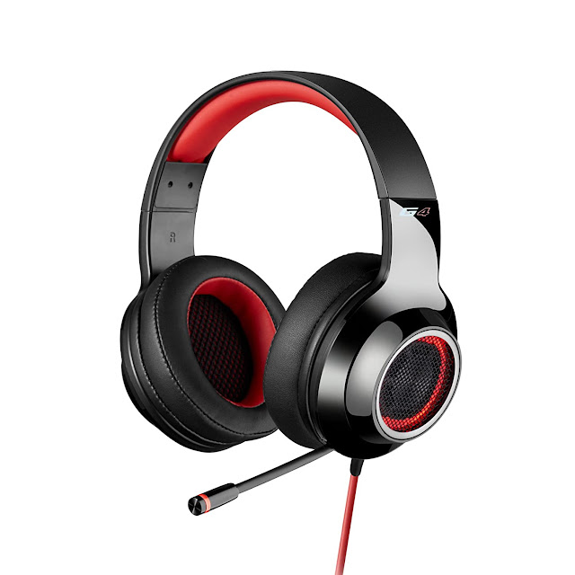 Edifier G4 USB Gaming Headset with Virtual 7.1 Surround Sound