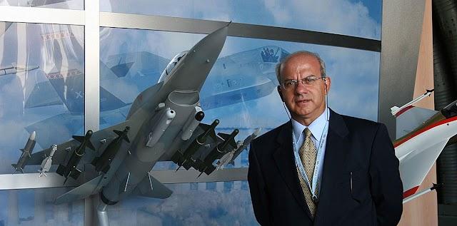 Ντένης Πλέσσας: Η Ελλάδα θα αποκτήσει σε πρώτη φάση 18 έως 24 F-35