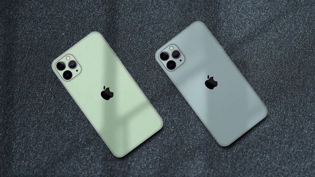 iphone 11 and iphone 12