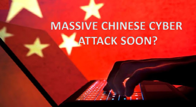 """ According to the sources, Chinese hackers planning past several days decided to take revenge on India for the initiative of boycotting Chinese product in India and the increased tension on the Indo-China border and preparing to target Indian companies for this. """