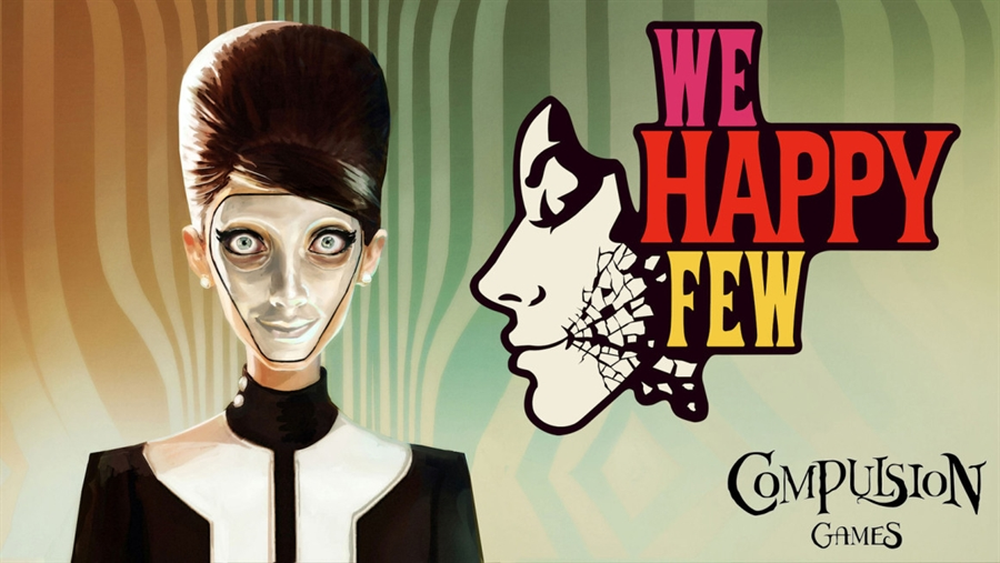 We Happy Few Free Download Cover