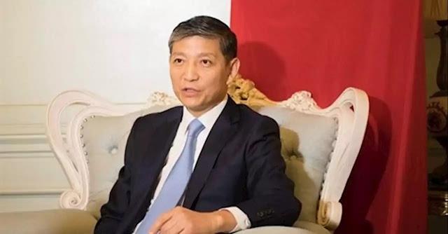 سفير الصين في مؤتمر صحفي:  جولة وزير الخارجية في خمس دول افريقيا تستهدف دعم التنمية وحشد الجهود لمبادرة الحزام والطريق