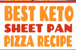 Best Keto Sheet Pan Pizza Recipe #keto #sheetpan #pizza #lowcarb