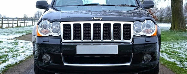 Jeep Cherokees Recalled for Fire Risk