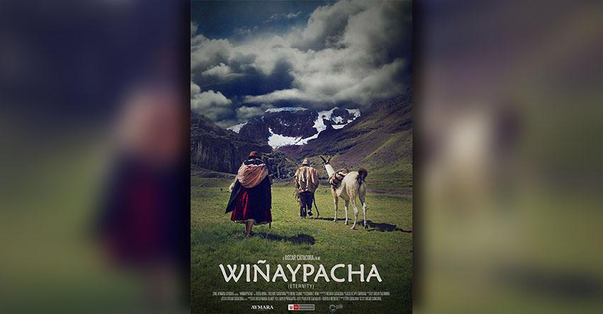 Cineasta Peruano Óscar Catacora gana premio a Mejor director joven por cinta en aymara «Wiñaypacha» (Estreno 19 Abril)