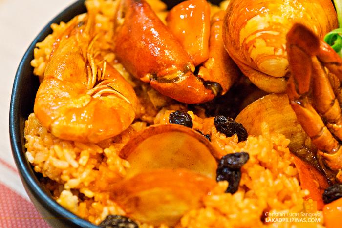 Alavar Zamboanga Food Trip Seafood Fried Rice