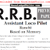 Railway RRB ALP Assistant Loco Pilot & Technician Previous Paper Download PDF