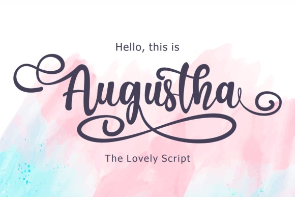 Augustha Font