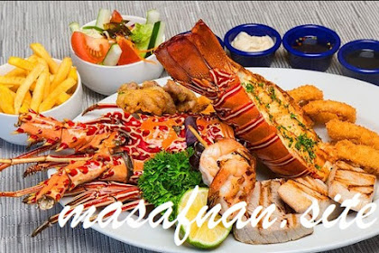 Most popular types of Seafood