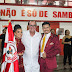 Luiz Gilberto volta a presidência da escola de samba A Grande Família