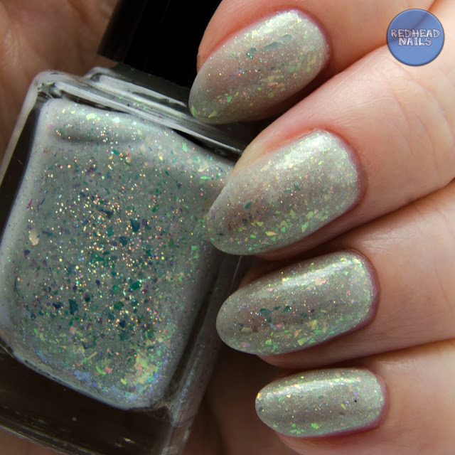 Emily de Molly Magical refuge swatch