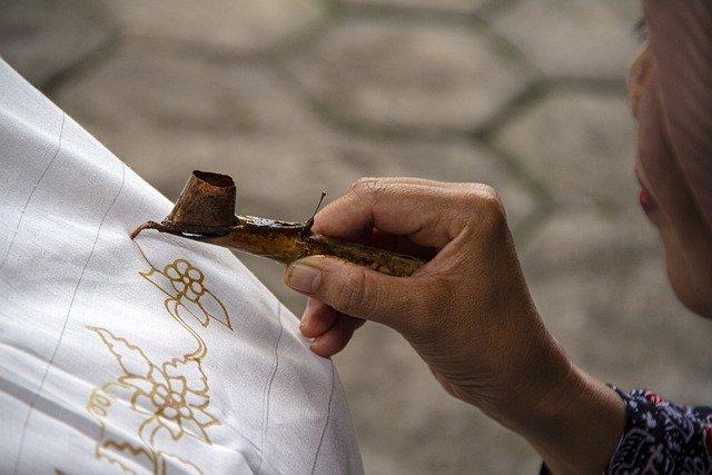 Canting Batik adalah Teknologi Canggih