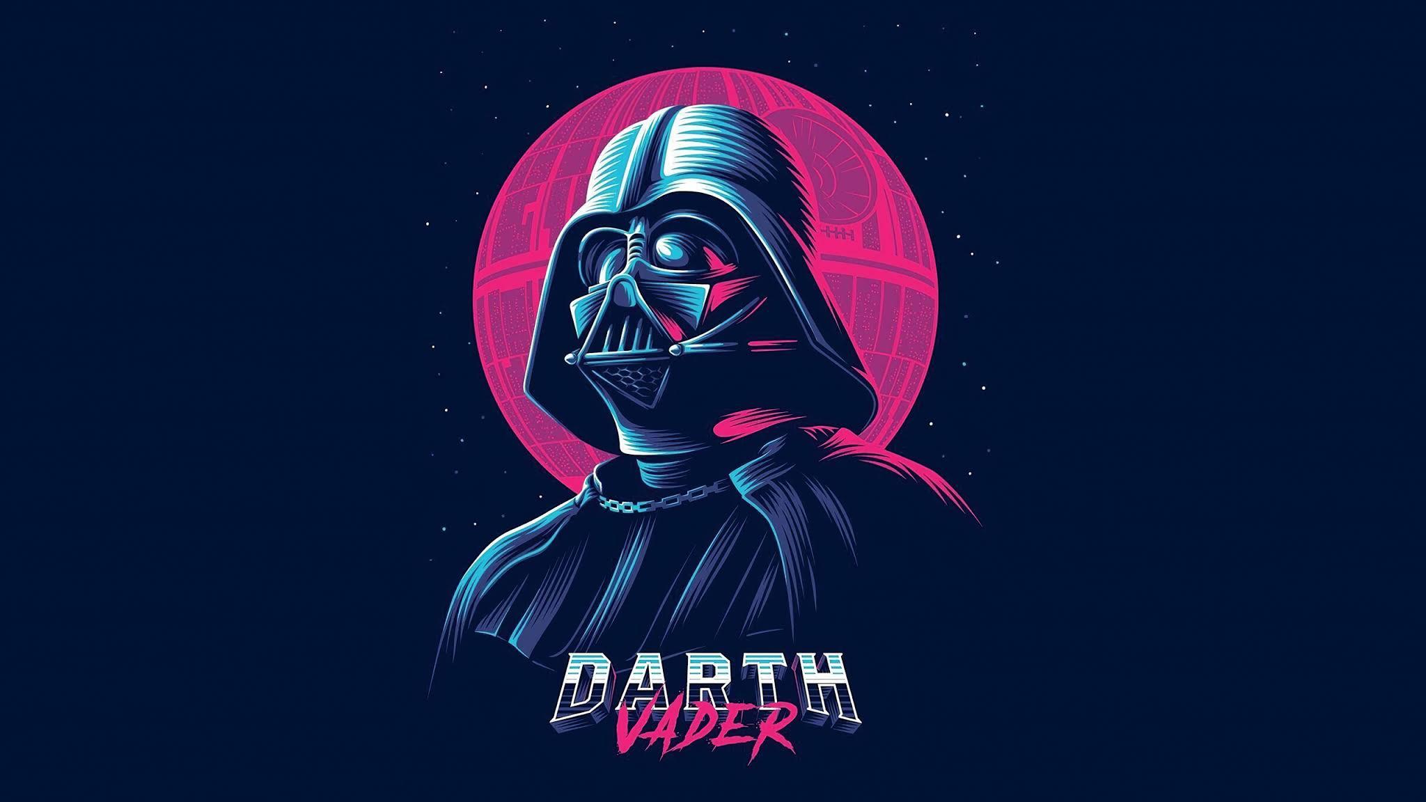 Wallpaper Darth Vader 4k
