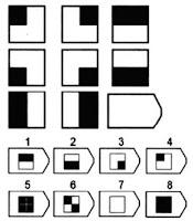 Contoh Soal Psikotes Deret Gambar dan Jawabannya