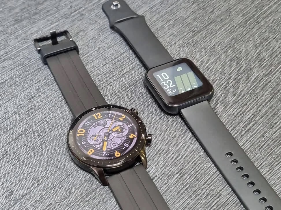 realme Watch S Pro and realme Watch