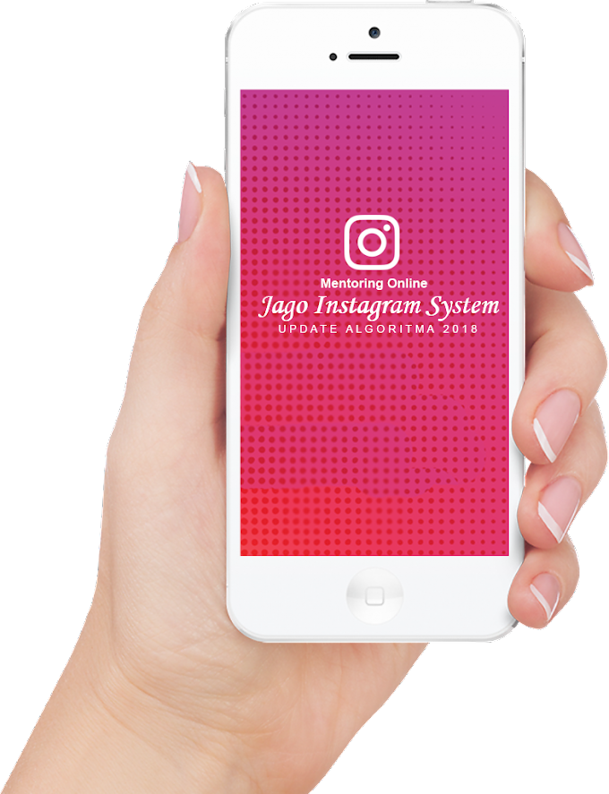 Jago Instagram System Batch 3